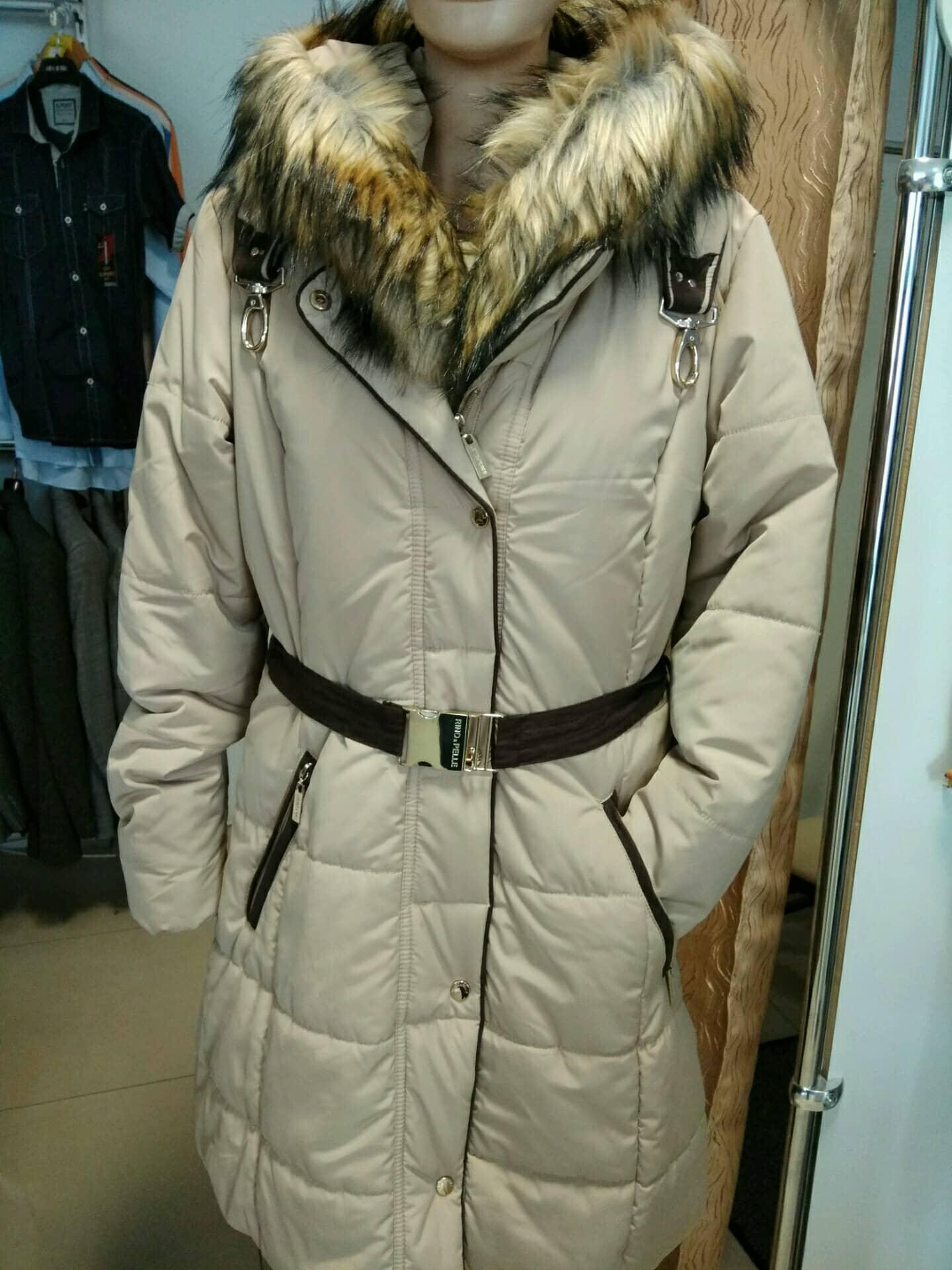 Dámska zimná bunda RINO PELLE  f8901671cd0