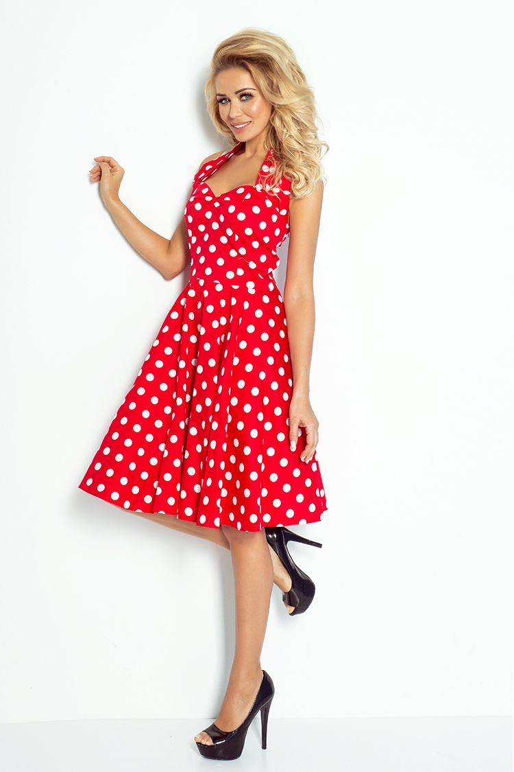 66a7c3273d1c ROCKABILLY PIN UP ŠATY